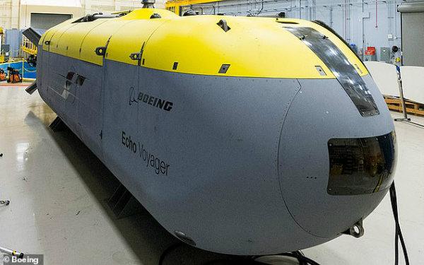 زیردریاییهای خودران و هدایت پذیر بوئینگ؛ سلاح جدید ارتش ایالات متحده - 2