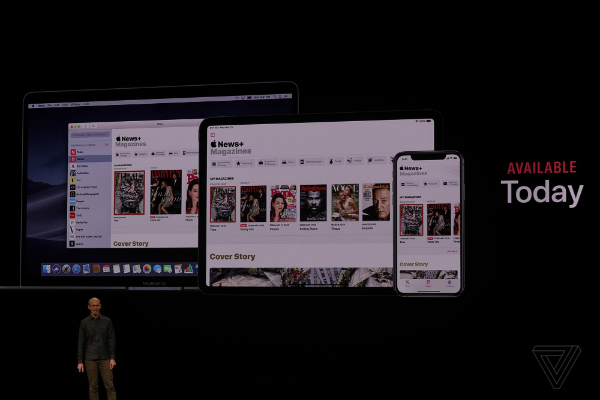 اپل از سرویس «نیوز پلاس» رونمایی کرد؛ ۳۰۰ مجله در قاب آیفون - 5