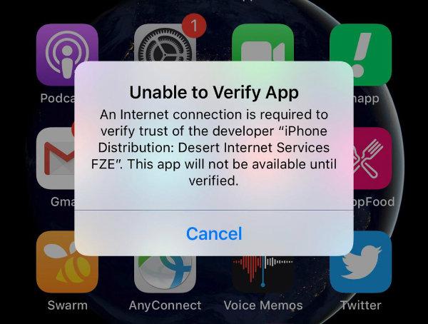 محدودیتهای اپل گریبان شرکتهای ایرانی را گرفت؛ مسدود شدن اپ اسنپ روی iOS - 3
