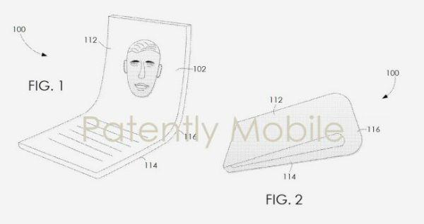 پتنت جدید از تولید گوشی تاشوی گوگل خبر میدهد - 7
