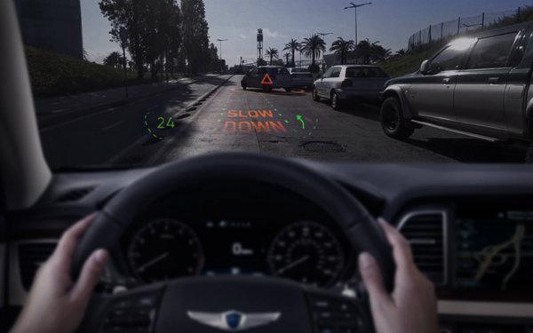 ایده جذاب هیوندای برای توسعه یک مسیریاب پیشرفته براساس واقعیت افزوده - 4