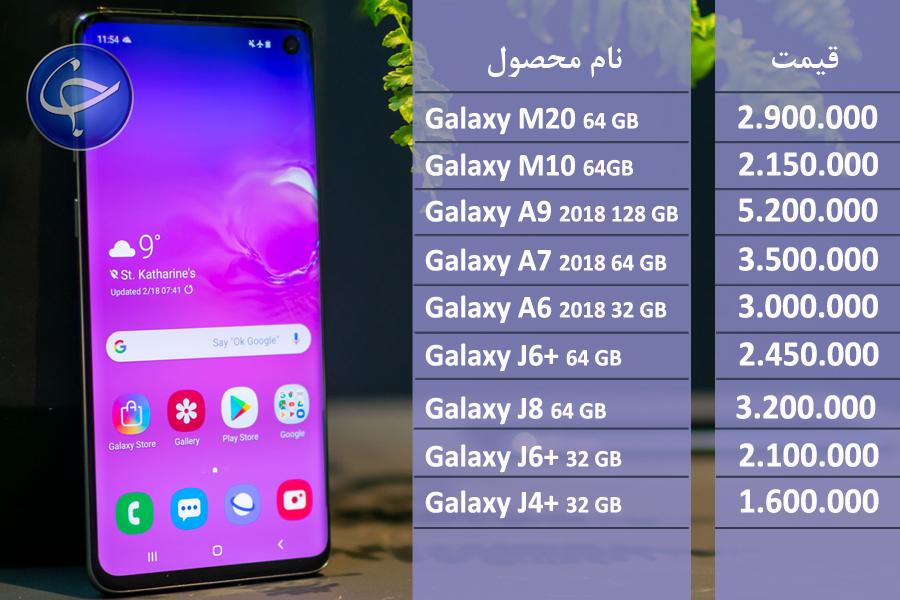 آخرین قیمت تلفن همراه در بازار ایران+جدول - 4