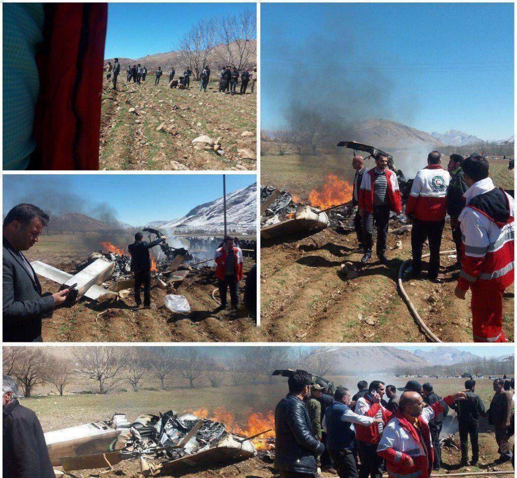 حادثه سقوط بالگرد اورژانس موجب کشته شدن ۵ رنشین شد + تصاویر و جزئیات - 3