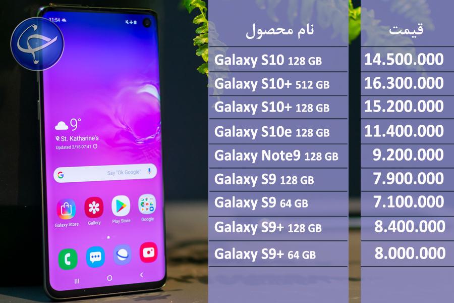 آخرین قیمت تلفن همراه در بازار ایران+جدول - 3