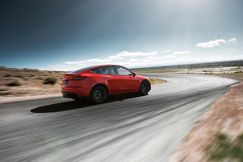 رونمایی از خودروی جدید تسلا+عکس - 12