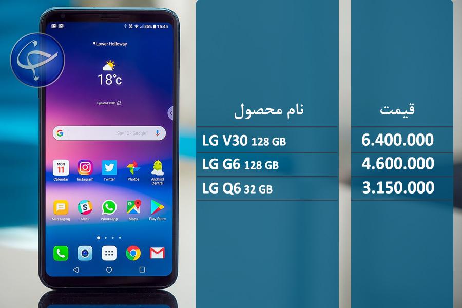 آخرین قیمت تلفن همراه در بازار ایران+جدول - 20