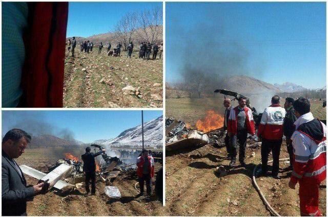 حادثه سقوط بالگرد اورژانس موجب کشته شدن ۵ رنشین شد + تصاویر و جزئیات - 7