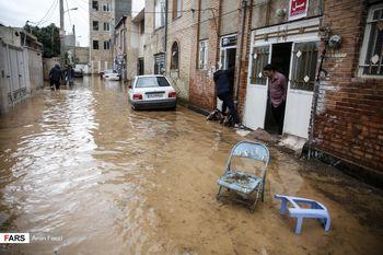 احتمال تکرار سیل در شیراز