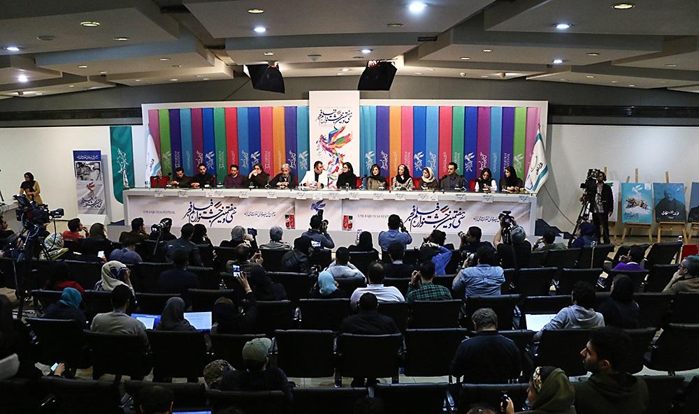 حاشیههای روز ششم جشنواره فیلم فجر - 13