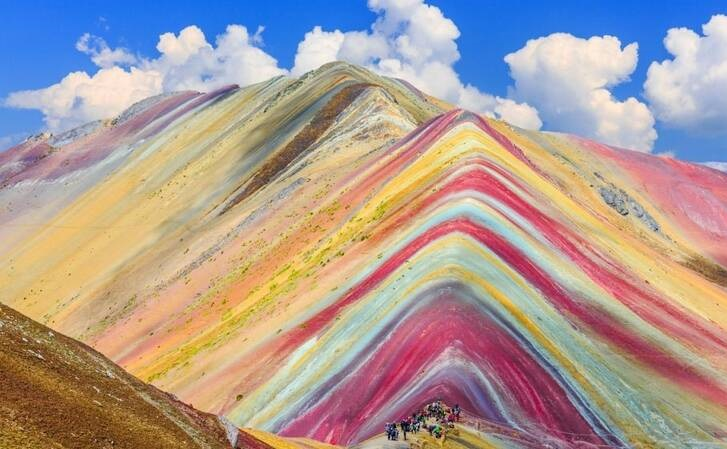 معجزه زیبای طبیعت در کوههای زنجان +تصاویر - 3