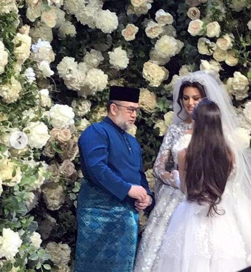 ازدواج ملکه زیبایی روسی با پادشاه مالزی +تصاویر - 5