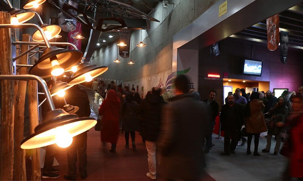 حاشیههای روز ششم جشنواره فیلم فجر - 4