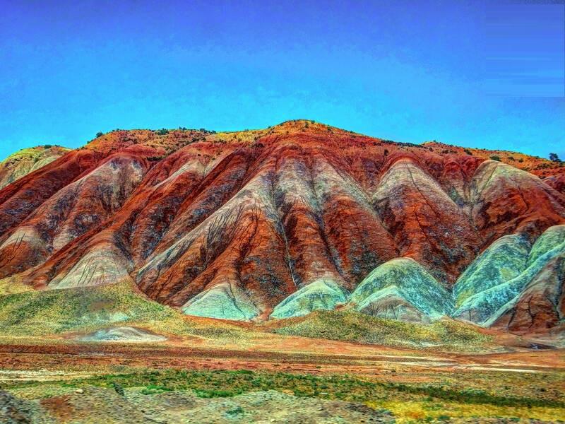 معجزه زیبای طبیعت در کوههای زنجان +تصاویر - 7