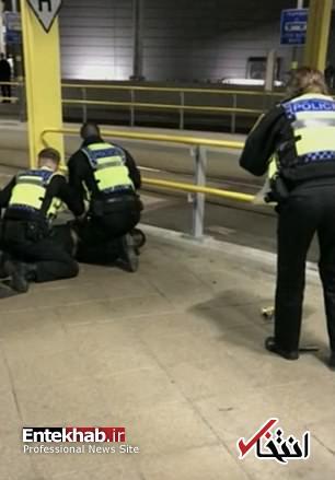 تصاویر: حمله با چاقو در شب سال نو میلادی در منچستر - 14