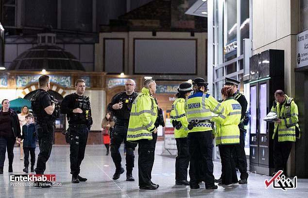 تصاویر: حمله با چاقو در شب سال نو میلادی در منچستر - 17