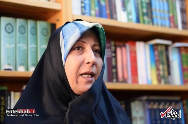 عکس/ مصاحبه فاطمه هاشمی با رسانه خارجی - 6