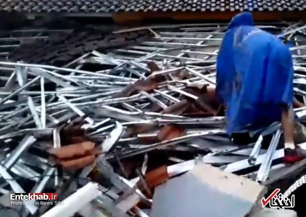 تصاویر : سونامی مرگبار در اندونزی - 5