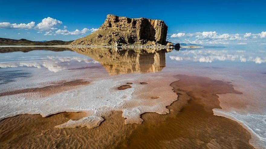رئیس محیط زیست: دریاچه ارومیه بخشکد پنج میلیون نفر آواره میشوند - 0