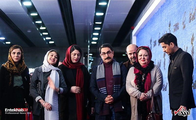 تصاویر: چهارمین روز سی و هفتمین جشنواره فیلم فجر - 15