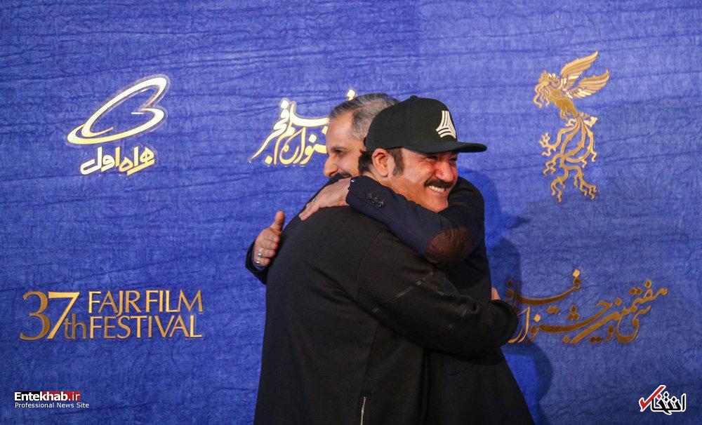 تصاویر: چهارمین روز سی و هفتمین جشنواره فیلم فجر - 3