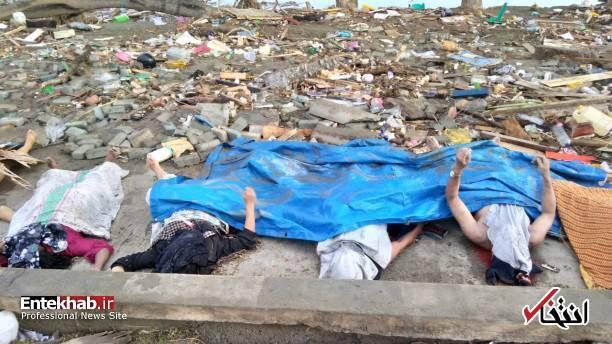 عکس/ زلزله و سونامی مرگبار در اندونزی - 5