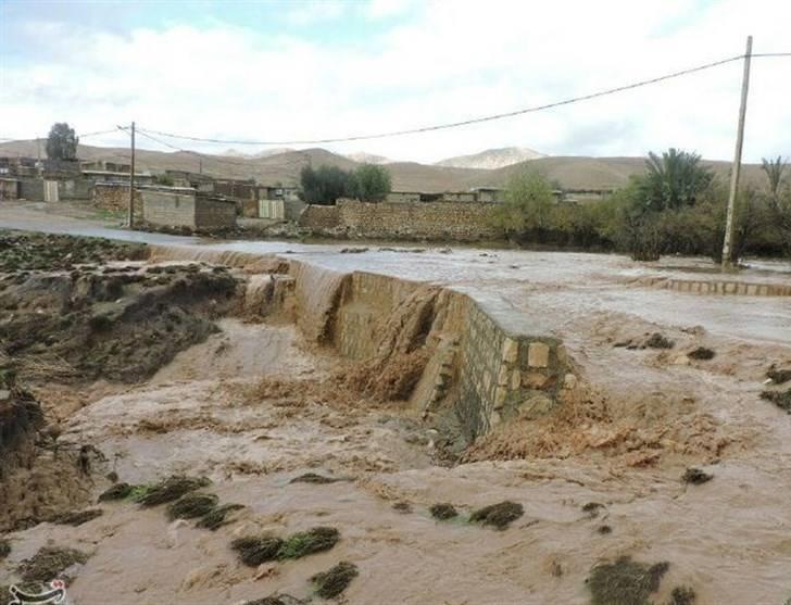 یک کشته براثر بارشهای سیلآسا در لرستان - 0