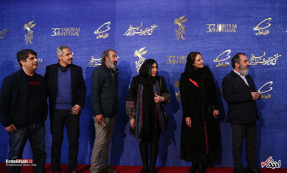 تصاویر: چهارمین روز سی و هفتمین جشنواره فیلم فجر - 7