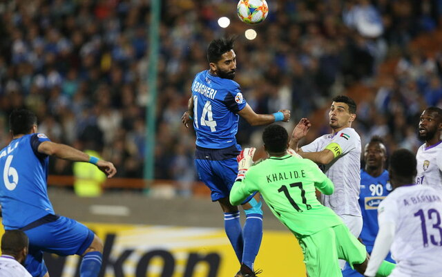 فرشید باقری پنجمین بازیکن برتر هفته دوم لیگ قهرمانان آسیا - 0