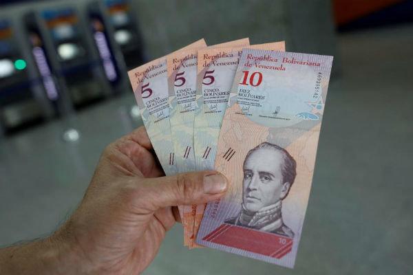 مردم ونزوئلا پول ملی را از مبادلات خود کنار گذاشتهاند - 0