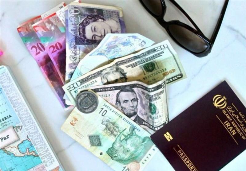 قیمت روز ارز مسافرتی/ یورو ۱۳۵۷۲ تومان شد - 0
