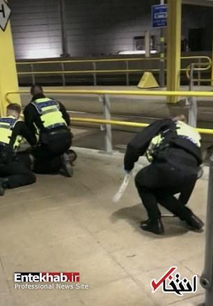 تصاویر: حمله با چاقو در شب سال نو میلادی در منچستر - 13