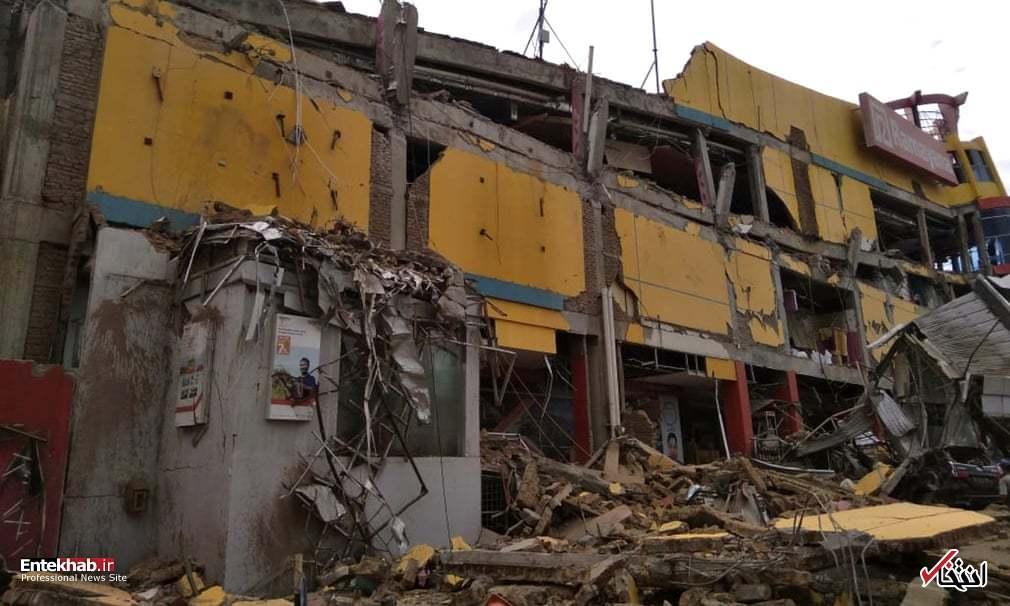 عکس/ زلزله و سونامی مرگبار در اندونزی - 2