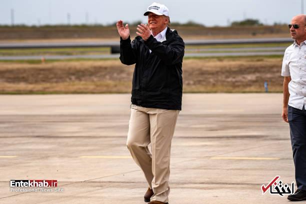 عکس/ ترامپ در تگزاس - 4