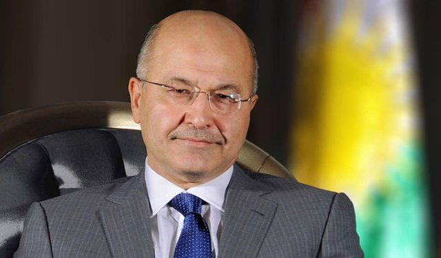 رییس جمهور عراق: نباید از تحریمهای ایران ضرر کنیم / میانجی ایران و آمریکا نیستیم - 0