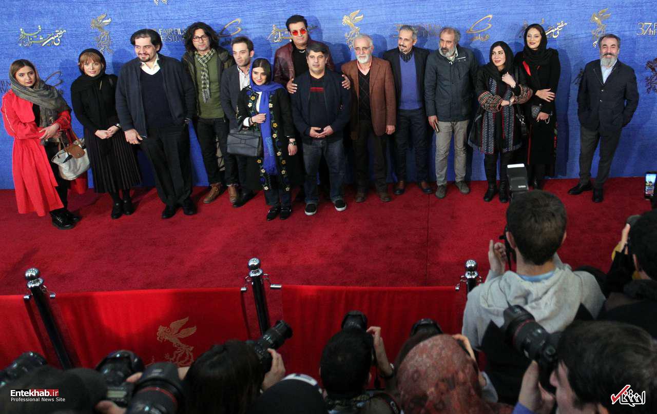 تصاویر: چهارمین روز سی و هفتمین جشنواره فیلم فجر - 23