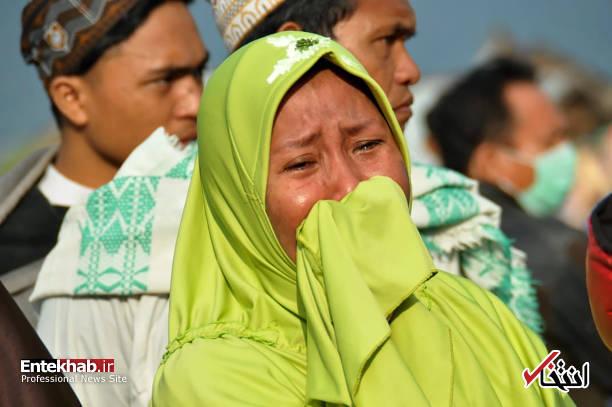 عکس/ زلزله و سونامی مرگبار در اندونزی - 11