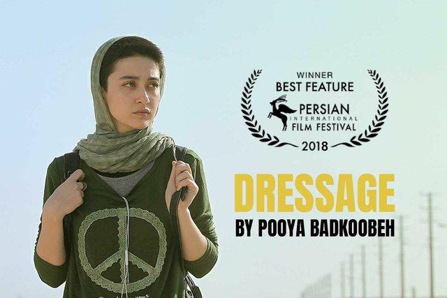 «درساژ» بهترین فیلم جشنواره فیلمهای پارسی استرالیا شد - 0