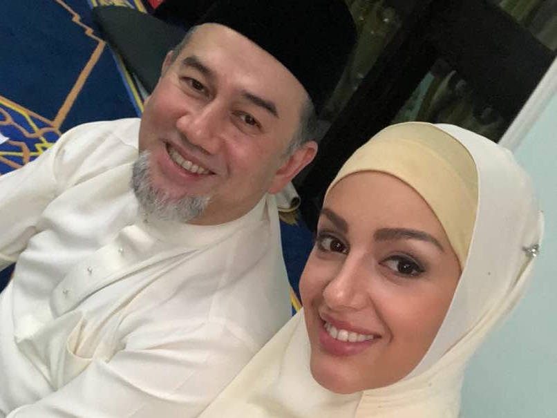 ملکه زیبایی روس مسلمان شد و با پادشاه مالزی ازدواج کرد +عکس - 0