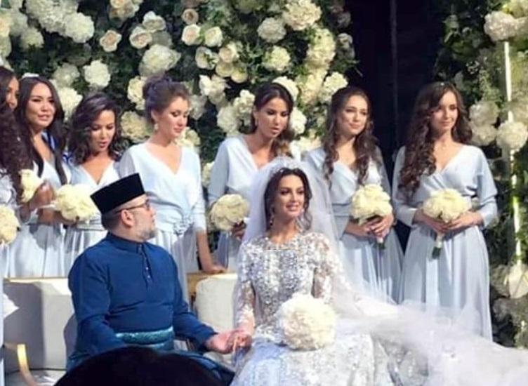 ملکه زیبایی روس مسلمان شد و با پادشاه مالزی ازدواج کرد +عکس - 5