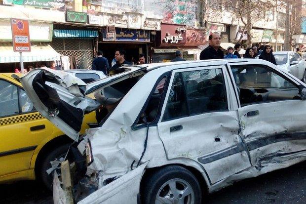تعداد جانباختگان تصادفات درونشهری ۱۸ درصد کاهش یافت - 0