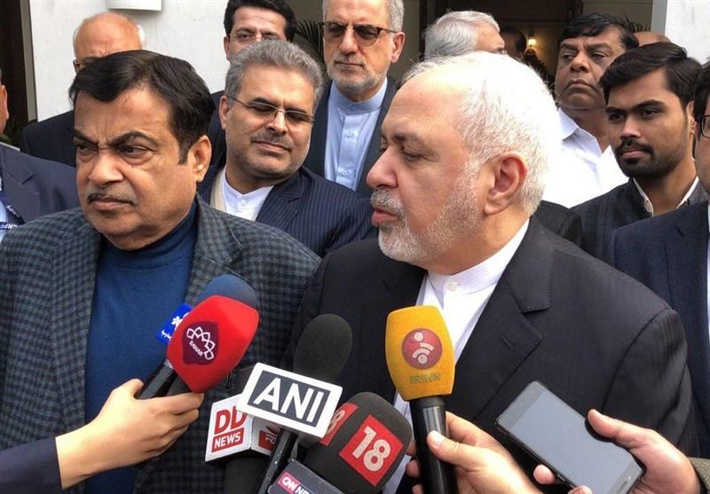 وزیر حمل و نقل هند پس از دیدار با ظریف: در مقطعی هستیم که چابهار کارکرد کاملش را آغاز کند/ مجوز تاسیس بانک ایرانی را صادر کردیم - 0