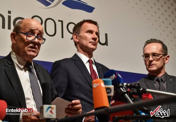 عکس/ اعلام رسمی سازوکار ویژه مالی اروپا برای ایران - 3