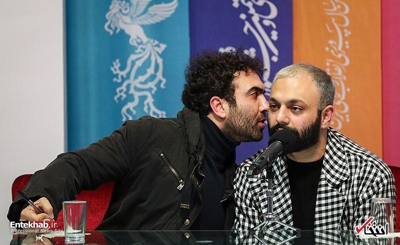 تصاویر: چهارمین روز سی و هفتمین جشنواره فیلم فجر - 21