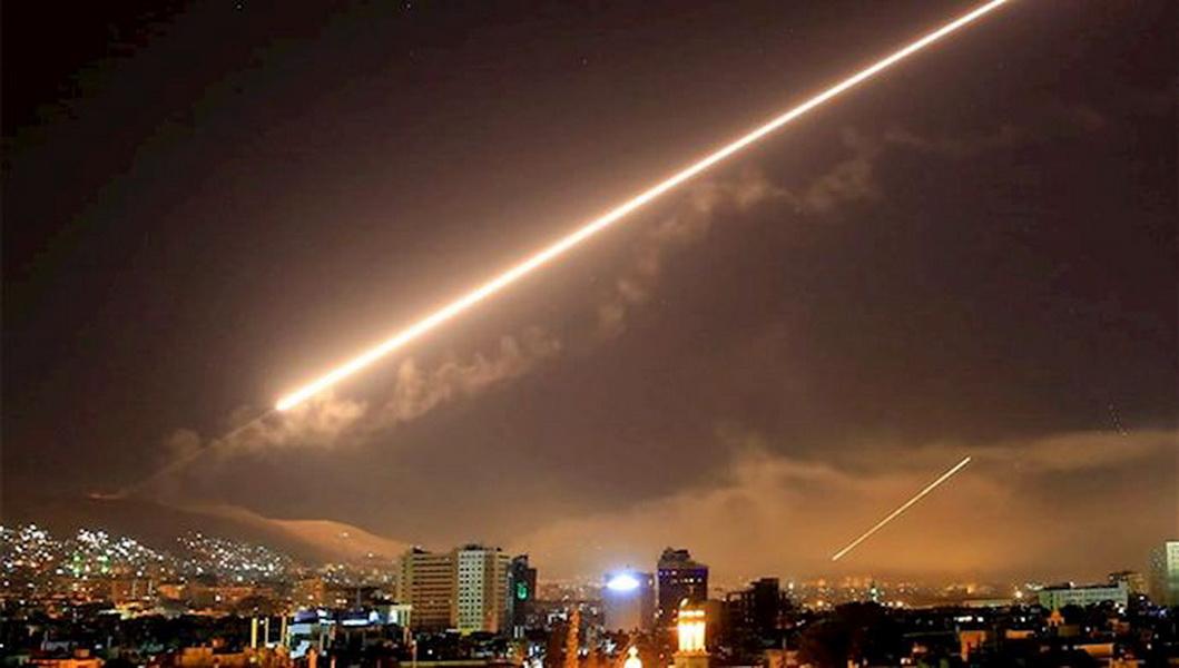 اقدام تلافی جویانه سوریه: شلیک چندین موشک به جبل الشیخ در جولان اشغالی - 0