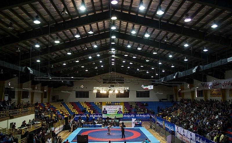 جام جهانی کشتی آزاد/ پیروزی ایران مقابل مغولستان - 0