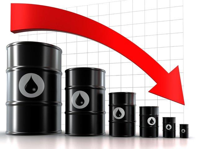 بزرگترین ریزش قیمت نفت؛ هر بشکه برنت ۵۸.۸۰ دلار - 0