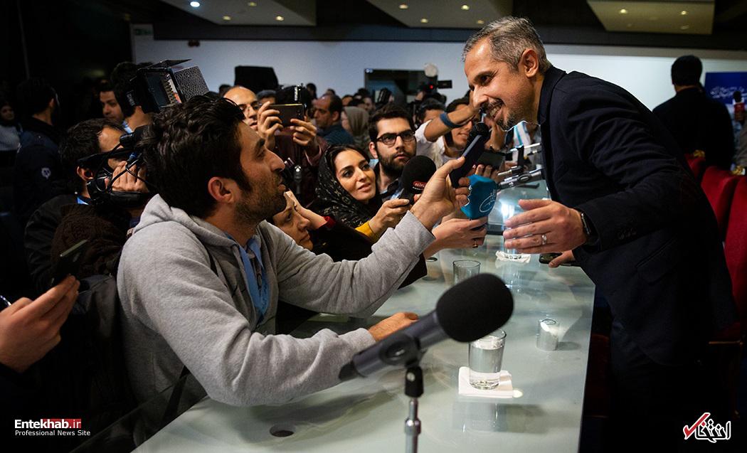 تصاویر: چهارمین روز سی و هفتمین جشنواره فیلم فجر - 13
