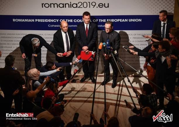 عکس/ اعلام رسمی سازوکار ویژه مالی اروپا برای ایران - 0
