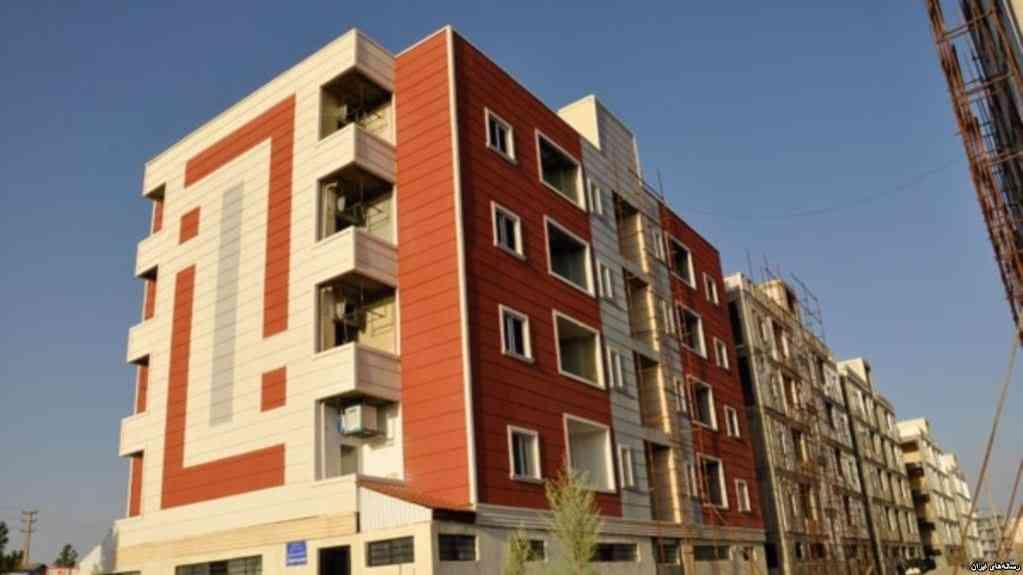 قیمت آپارتمانهای زیر 5سال ساخت در تهران - 0