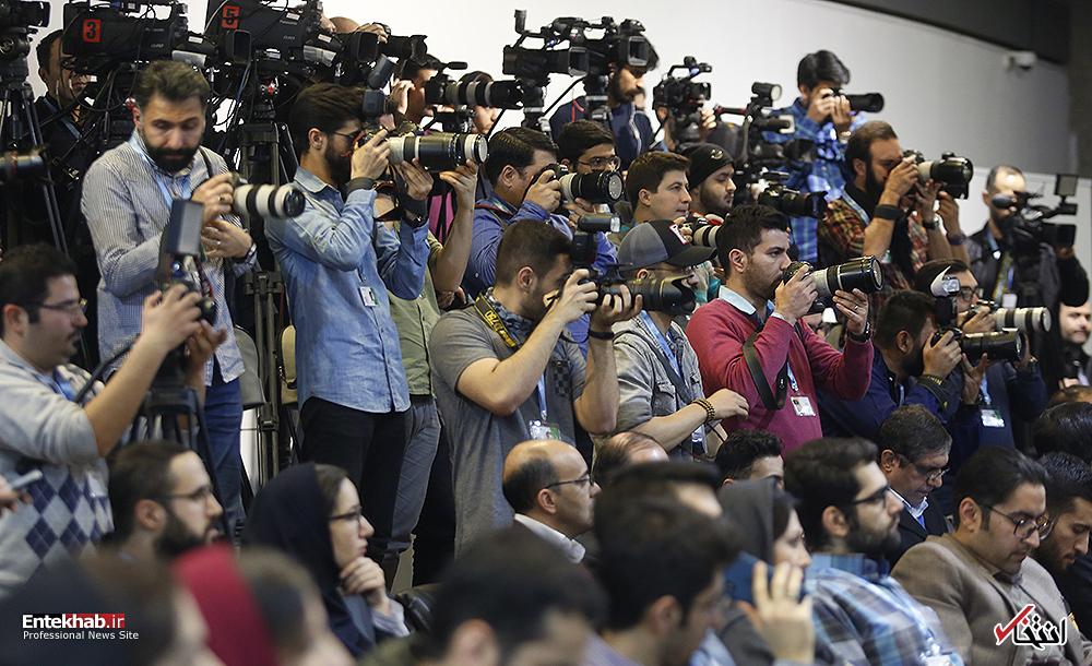 تصاویر: چهارمین روز سی و هفتمین جشنواره فیلم فجر - 5